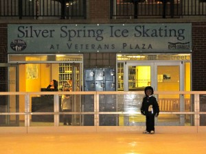 To Do Today: Enjoy the Season…on Ice Skates! (Silver Spring Ice Rink)