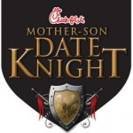 "Know Before You Go: Mother-Son ""Date Knight"" at Chick-fil-a"